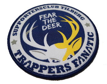 Trappers Fanatic Badge
