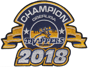 Oberliga Champion 2018 Badge