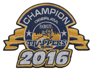 Oberliga Champion 2016 Badge